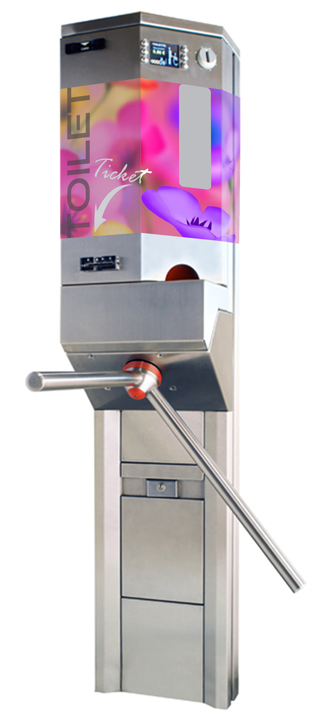 Gepersonaliseerd-toiletbetaalsysteem